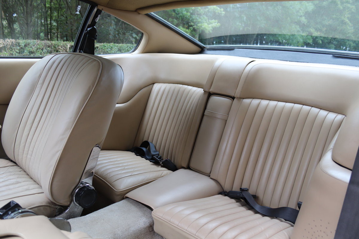 1978 Aston Martin V8 Series III S Specification - Full History  For Sale (picture 14 of 22)