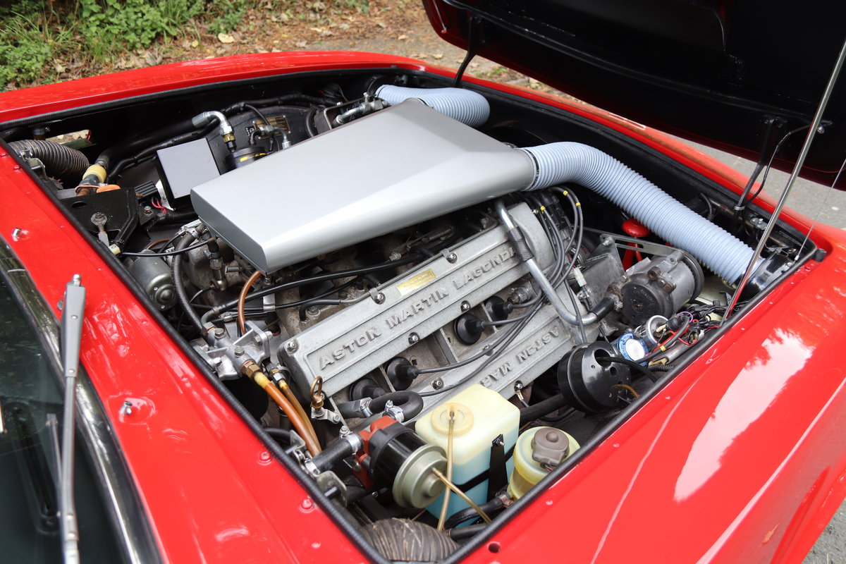 1978 Aston Martin V8 Series III S Specification - Full History  For Sale (picture 16 of 22)