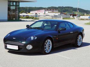 2002 Aston Martin DB7 Vantage V12