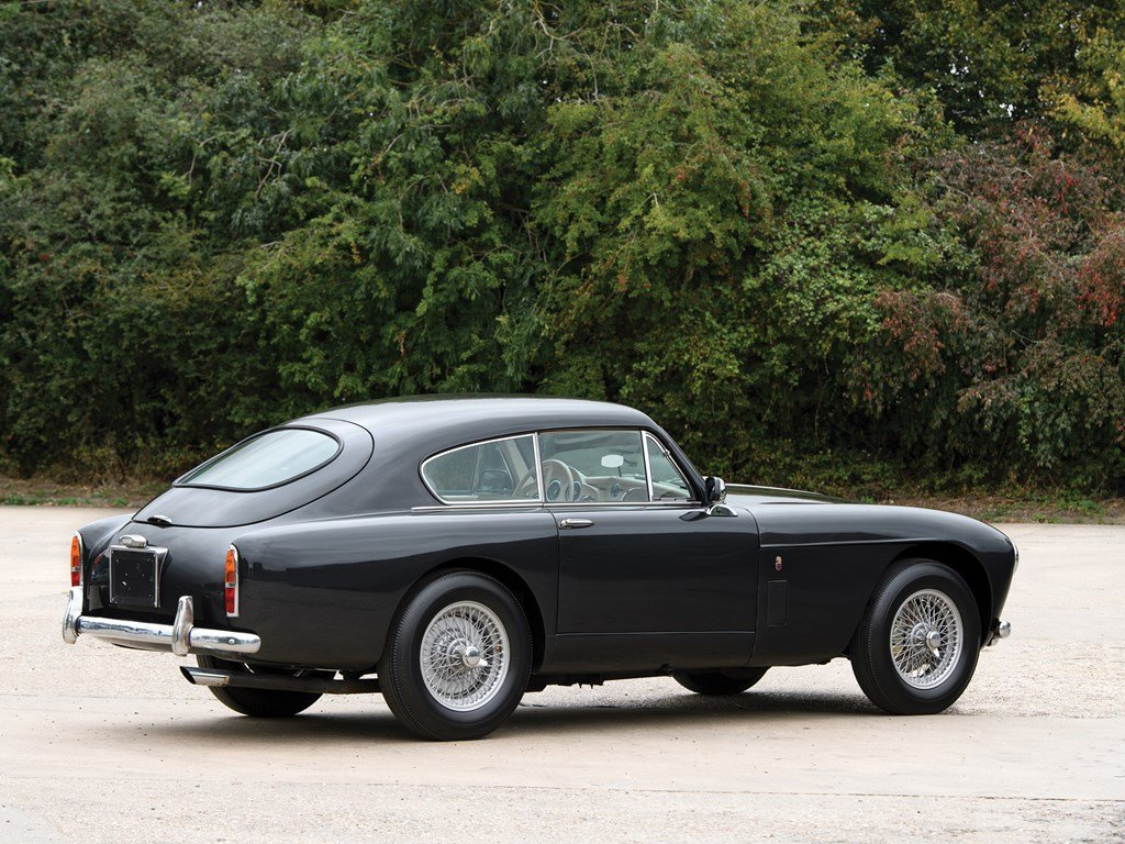 1958 Aston Martin DB24 Mk III  For Sale by Auction (picture 2 of 6)