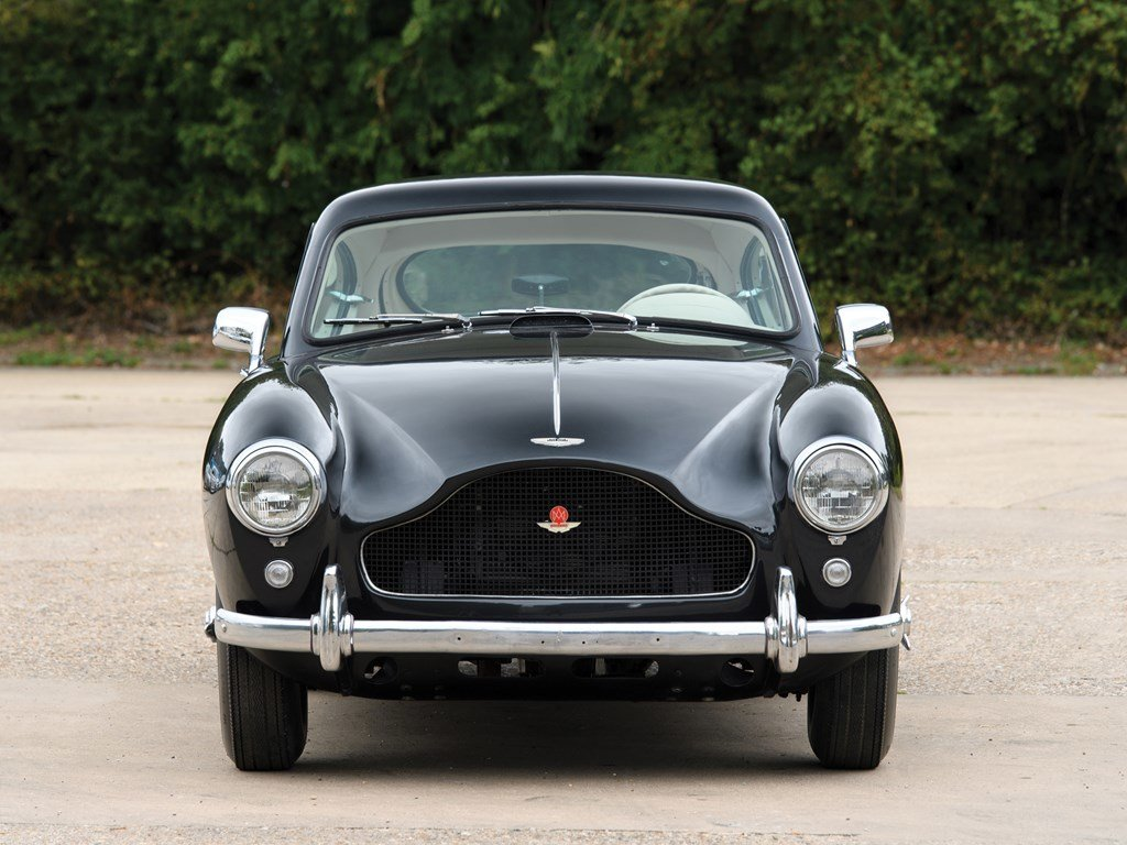 1958 Aston Martin DB24 Mk III  For Sale by Auction (picture 5 of 6)