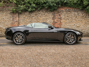 2018 Aston Martin    DB11 V8 Volante  SOLD