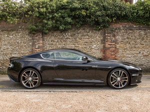 2011 Aston Martin    DBS Coupe Carbon Black Edition - Touchtronic