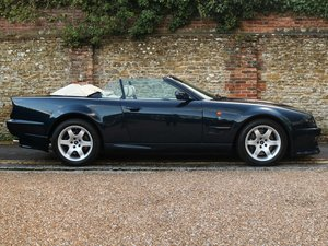 2000 Aston Martin    Works coachbuilt V8 Vantage Volante Special  For Sale