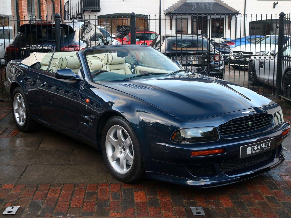 2000 Aston Martin    Works coachbuilt V8 Vantage Volante Special  For Sale (picture 2 of 12)