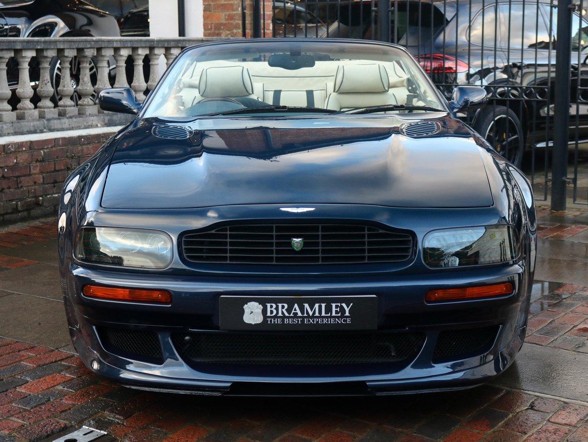 2000 Aston Martin    Works coachbuilt V8 Vantage Volante Special  For Sale (picture 3 of 12)