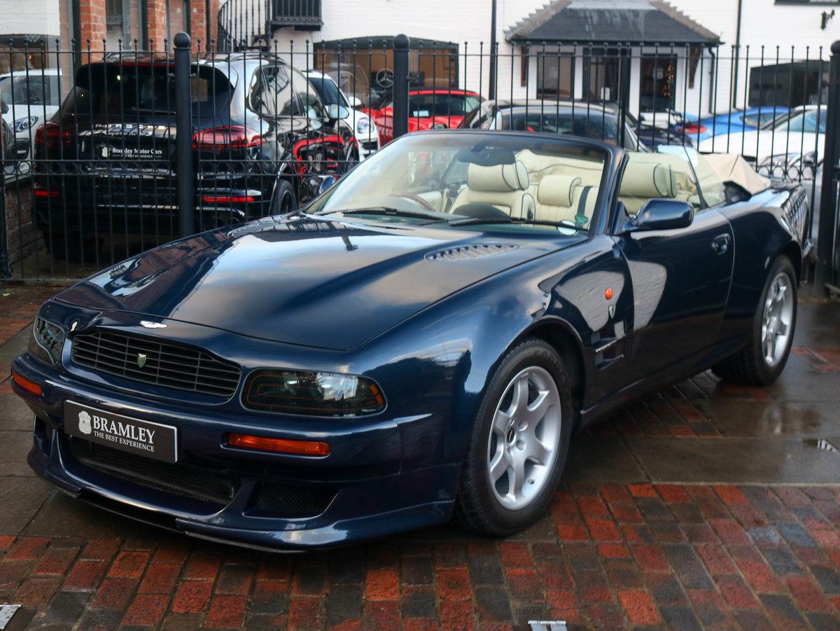2000 Aston Martin    Works coachbuilt V8 Vantage Volante Special  For Sale (picture 4 of 12)