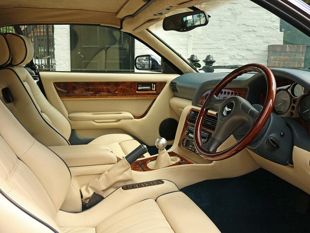 2000 Aston Martin    Works coachbuilt V8 Vantage Volante Special  For Sale (picture 8 of 12)