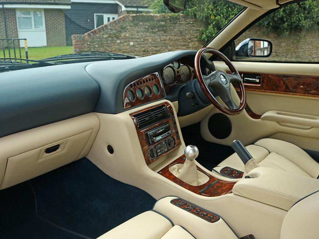 2000 Aston Martin    Works coachbuilt V8 Vantage Volante Special  For Sale (picture 10 of 12)