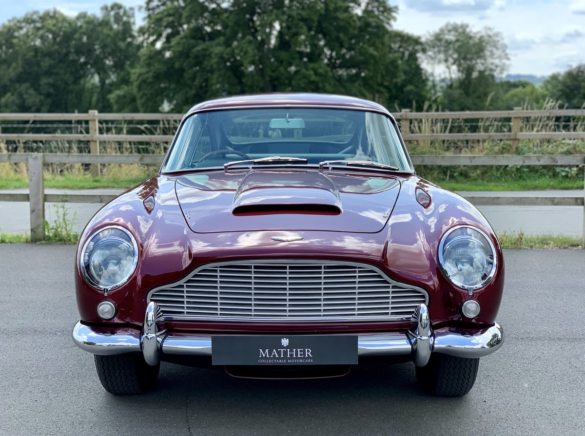 1964 Aston Martin DB5 Coupe  For Sale (picture 2 of 9)