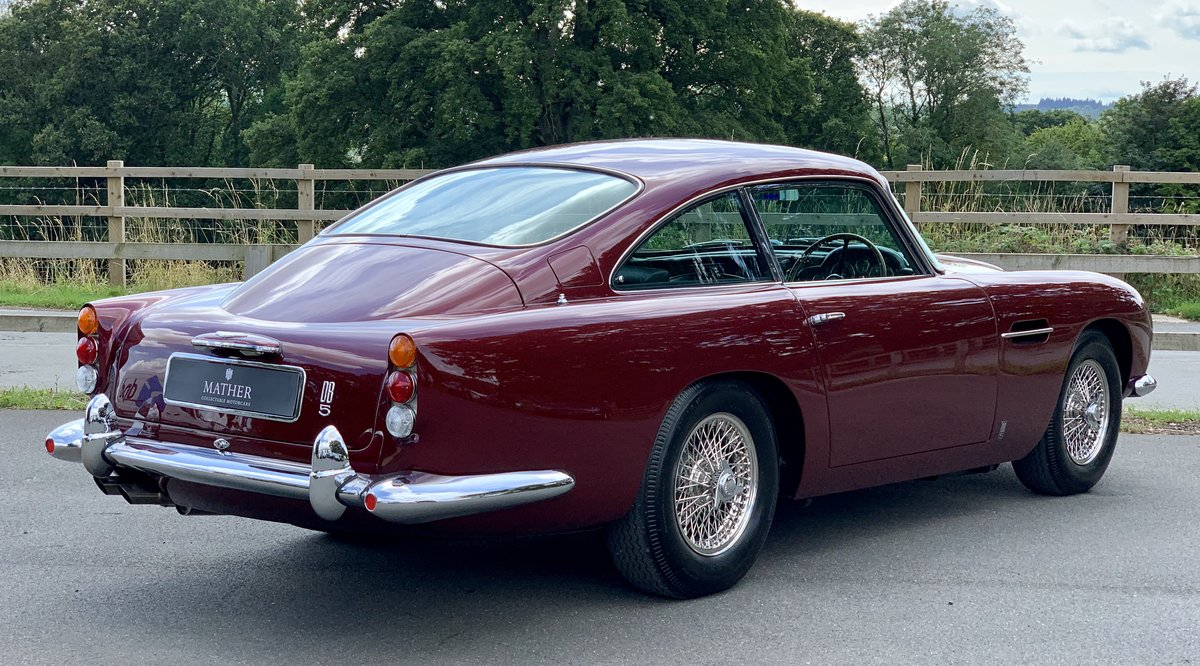 1964 Aston Martin DB5 Coupe  For Sale (picture 5 of 9)