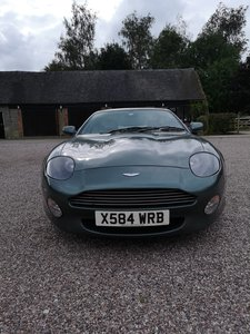 2000 DB7 Vantage V12 One Owner