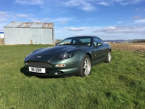 1996 Aston Martin DB7 For Sale