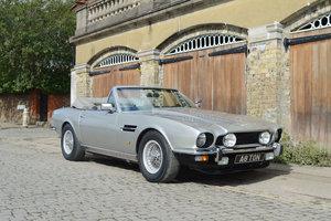 1989 Aston Martin V8 Vantage Volante For Sale by Auction