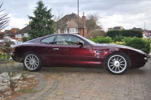 1997 Aston Martin DB7 Coupe For Sale by Auction