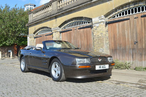1993 Aston Martin Virage Volante For Sale by Auction