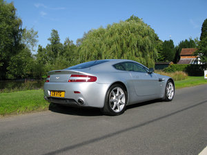 2006 Aston Martin V8 Vantage For Sale by Auction