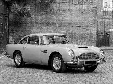 1964 Aston Martin DB5 (original LHD)