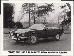 1980 Aston Martin V8 Volante (LHD, Auto)