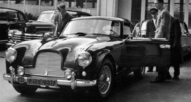 1955 Aston Martin DB2/4 RHD For Sale (picture 1 of 1)