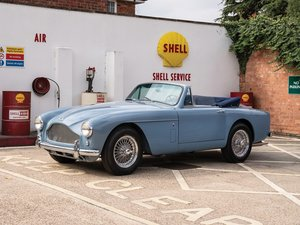 1958 Aston Martin DB24 Mk III Drophead Coup  For Sale by Auction