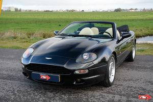 1998 Aston Martin DB7 Volante - very rare LHD manual, low mileage