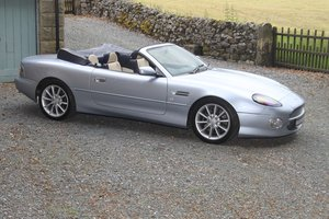 2003 Aston Martin Vantage Volante V12 For Sale