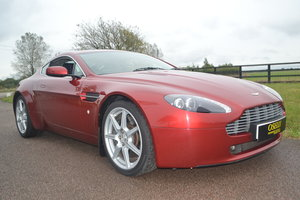 2007 Aston Martin V8 Coupe