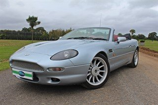 1999 ASTON MARTIN DB7i6 VOLANTE For Sale