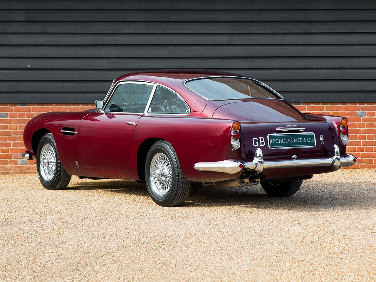 1965 Aston Martin DB5 For Sale (picture 3 of 6)
