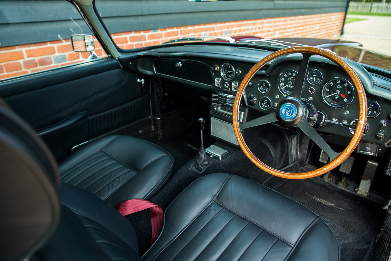 1965 Aston Martin DB5 For Sale (picture 4 of 6)