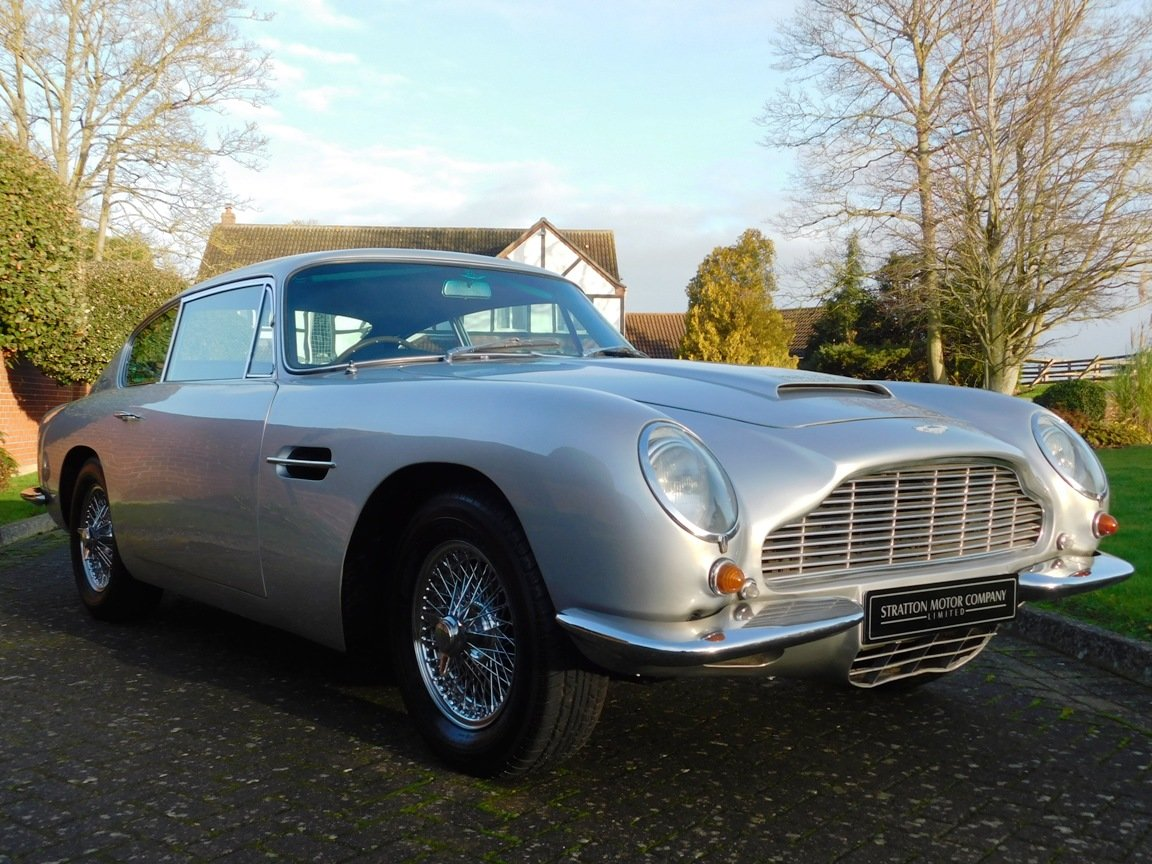 1968 Aston Martin DB6 For Sale (picture 1 of 13)