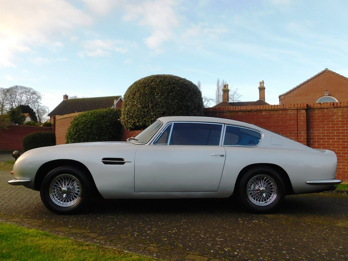 1968 Aston Martin DB6 For Sale (picture 4 of 13)