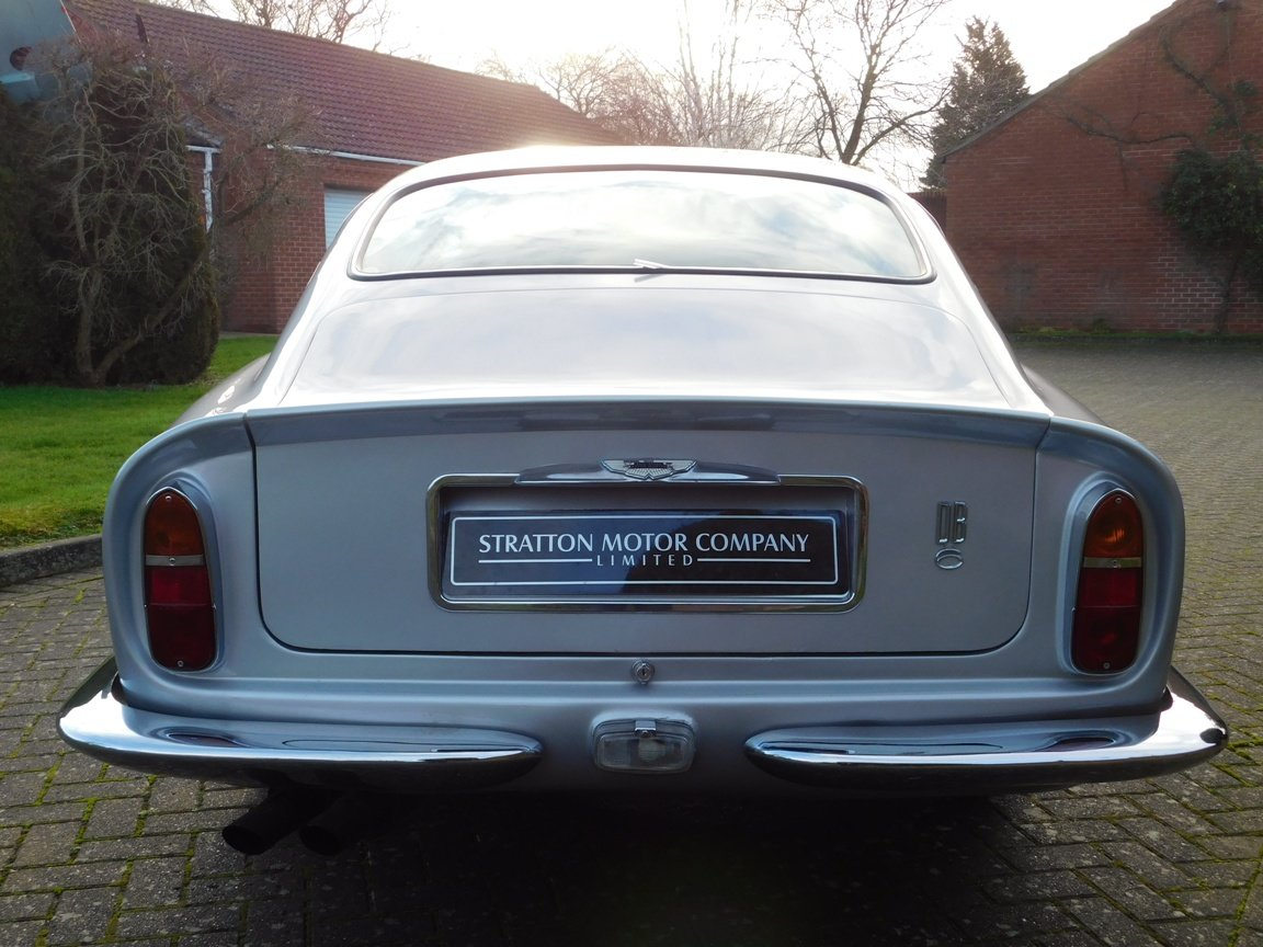1968 Aston Martin DB6 For Sale (picture 5 of 13)