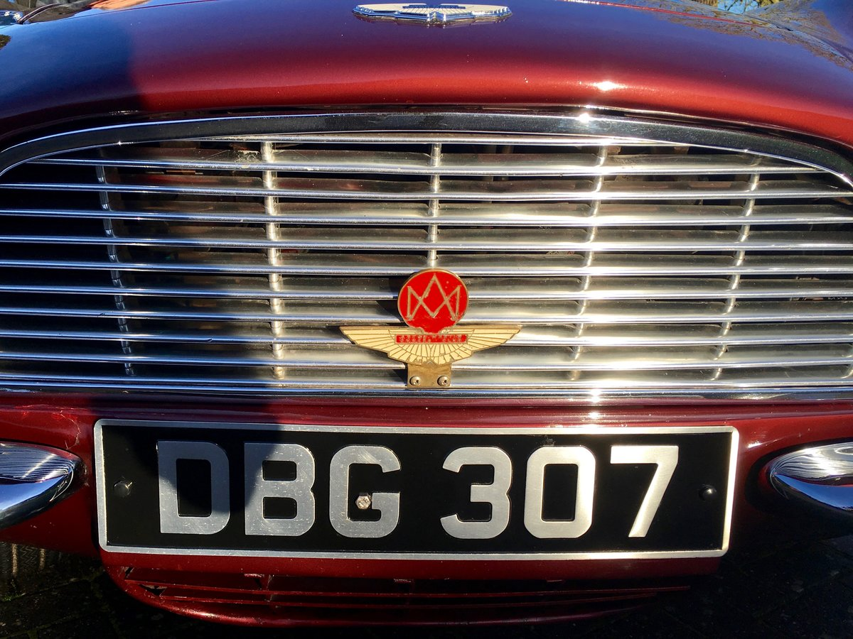 1969 Aston Martin DB6 Mark I Saloon For Sale (picture 13 of 19)