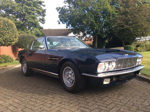 1972 Aston Martin DBS V8 Sports Saloon