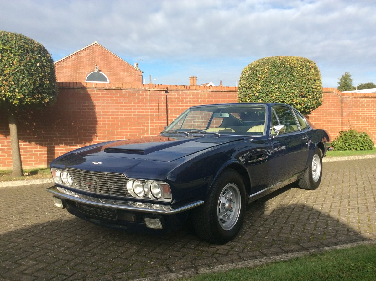 1972 Aston Martin DBS V8 Sports Saloon For Sale (picture 3 of 24)