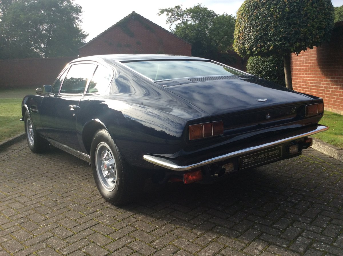 1972 Aston Martin DBS V8 Sports Saloon For Sale (picture 4 of 24)