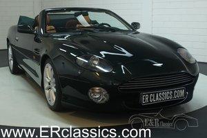 Aston Martin DB7 Vantage Volante 2000 Pentland Green