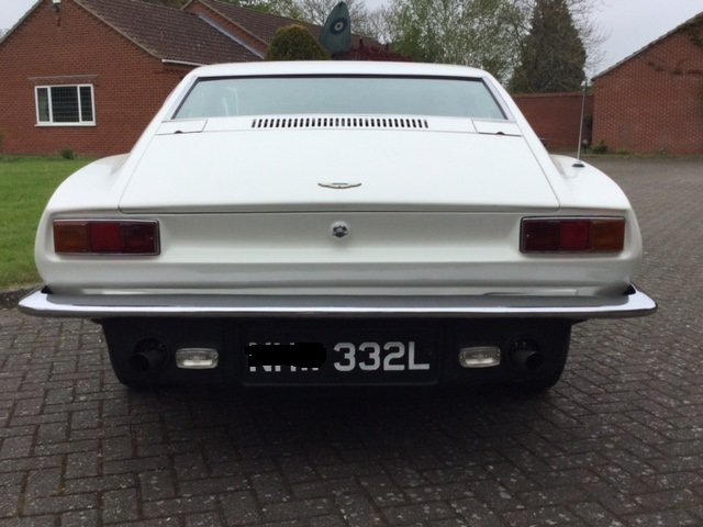 1973 Aston Martin Vantage For Sale (picture 3 of 9)