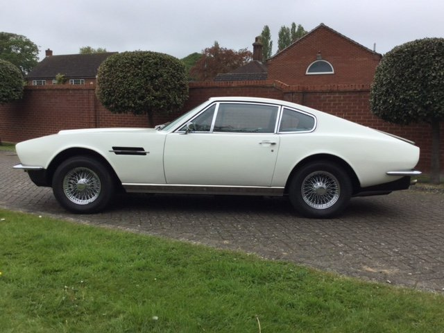 1973 Aston Martin Vantage For Sale (picture 4 of 9)