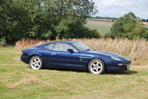 1996 1995 Aston Martin DB7 Coupé