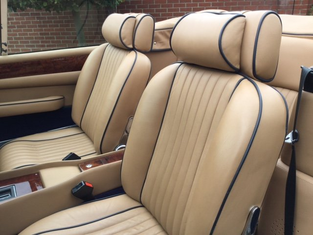 1985 Aston Martin Volante V8 LHD For Sale (picture 12 of 14)