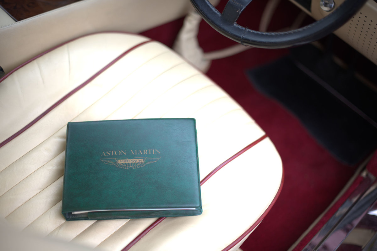 1985 Aston Martin V8 Vantage Sports Saloon For Sale (picture 14 of 15)