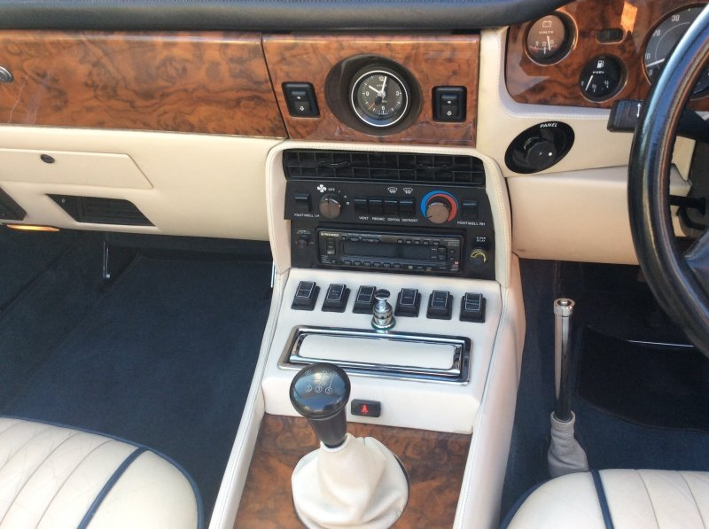 1987 Aston Martin V8 Vantage X-Pack Volante 5.3 Manual For Sale (picture 17 of 17)