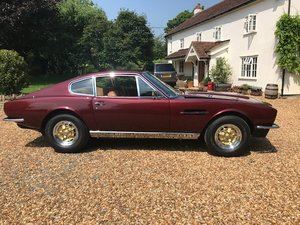 1971 Aston Martin DBS V8. - Concourse Condition