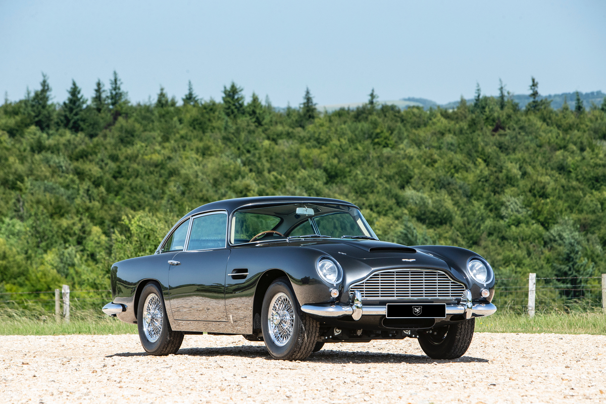 1964 A beautiful DB5 fully restored to the highest standards For Sale (picture 1 of 6)