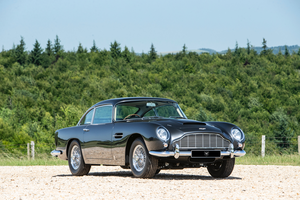 A beautiful DB5 fully restored to the highest standards