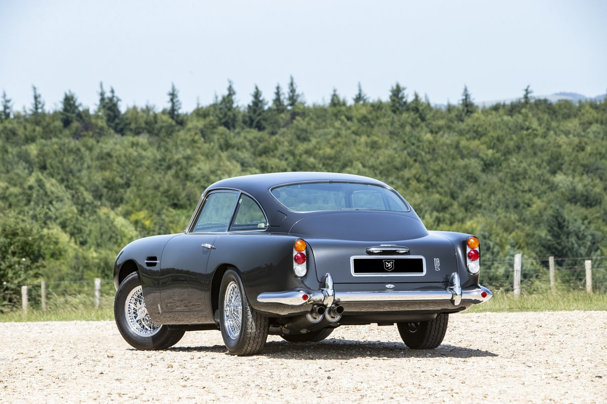 1964 A beautiful DB5 fully restored to the highest standards For Sale (picture 4 of 6)
