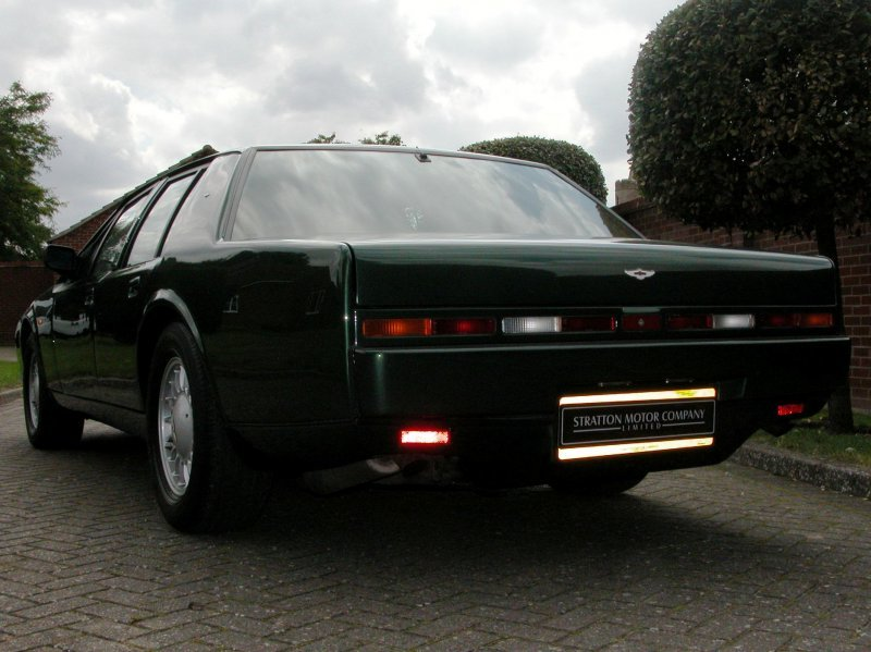 1990 Aston Martin V8 Lagonda For Sale (picture 9 of 11)